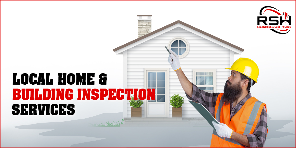 Local Home and Building Inspection Services