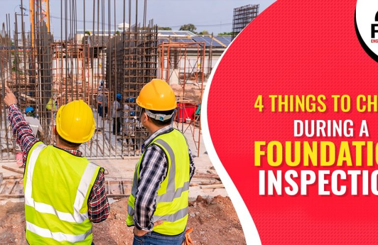 house foundation inspection