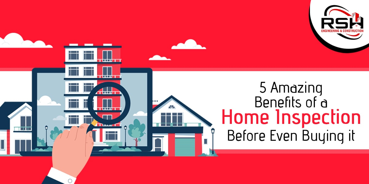 home inspection cost online