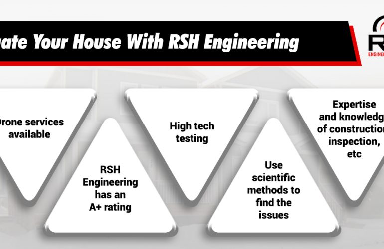 Evaluate Your House With RSH Engineering